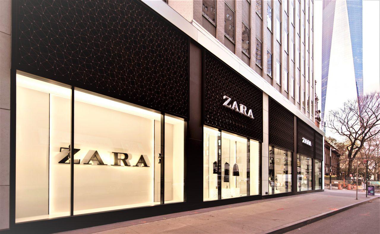 Nueva tienda online de Zara le abre paso en 106 nuevos mercados