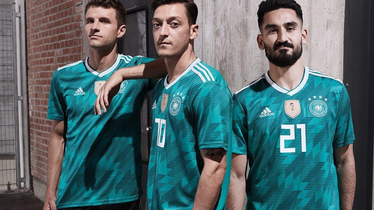 Rusia 2018 camisetas