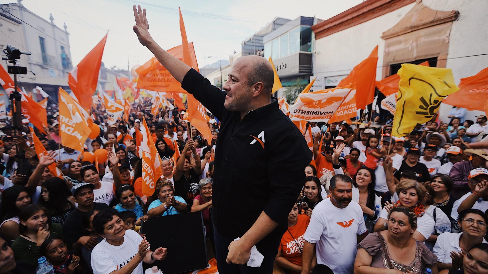 MC alista en Jalisco su primera victoria en solitario