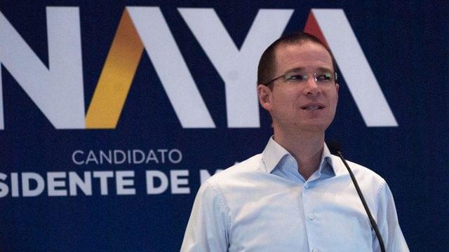 Ricardo Anaya, candidato a la presidencia de México 2018. Foto: Angélica Escobar/Forbes México.