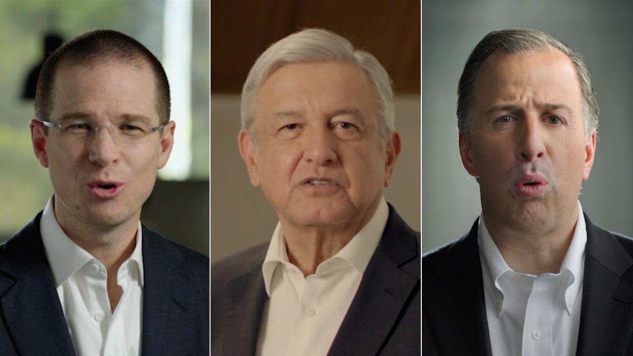 López Obrador se reunirá con excandidatos Meade y Anaya