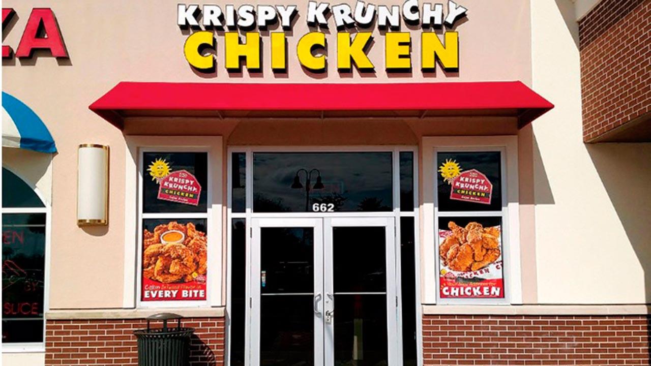 Krispy Krunchy Chicken abrirá su primera unidad de comida rápida en México