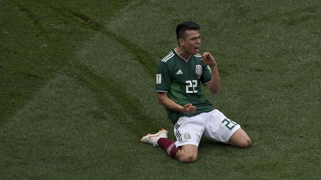 Concacaf nombra a Hirving 'Chucky' Lozano el Jugador del Año
