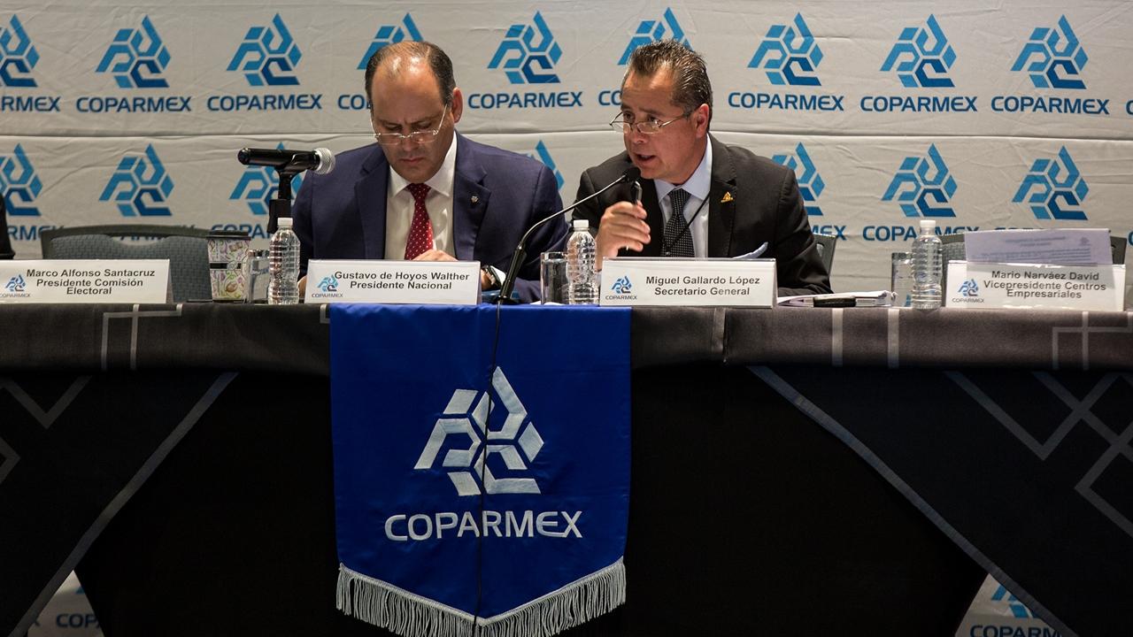Coparmex defiende el 'diálogo' de los patrones con sus empleados