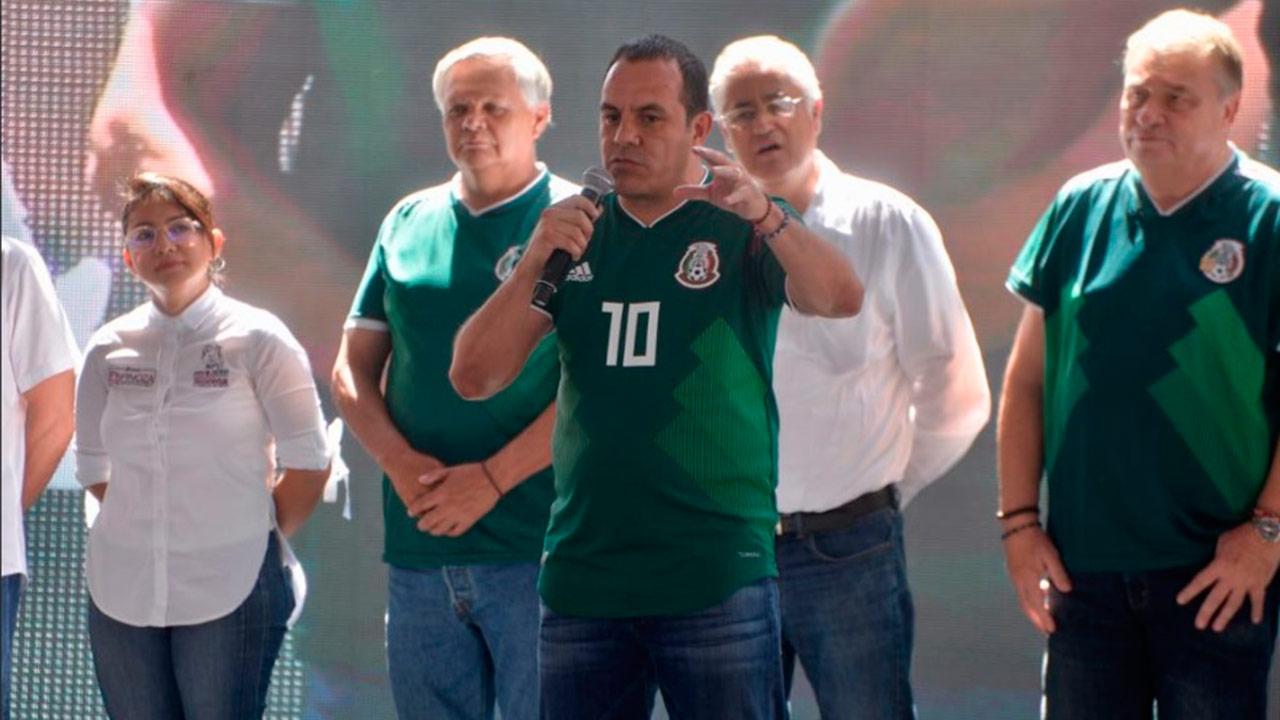 Blanco ficha a examericanistas en su equipo de gobierno