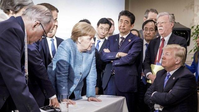 La UE contrarresta los aranceles estadounidenses