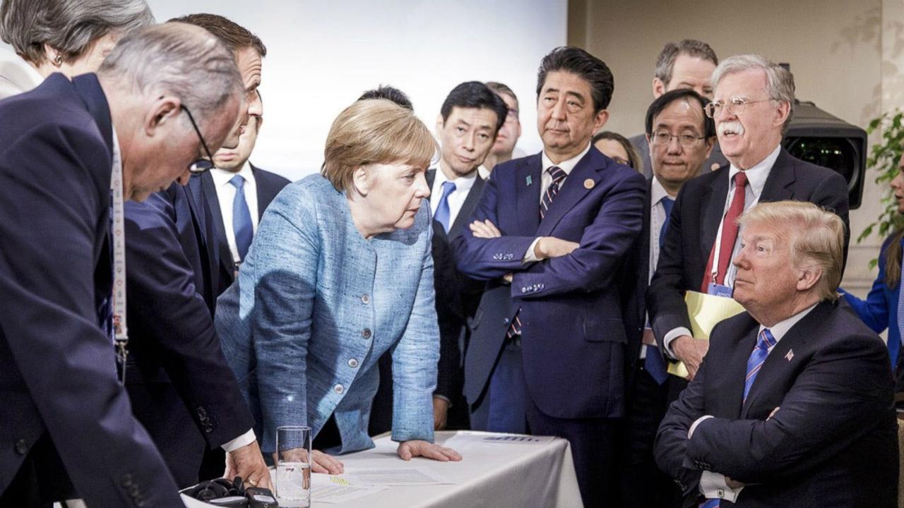 ¿Por qué Trump empezó una guerra comercial?