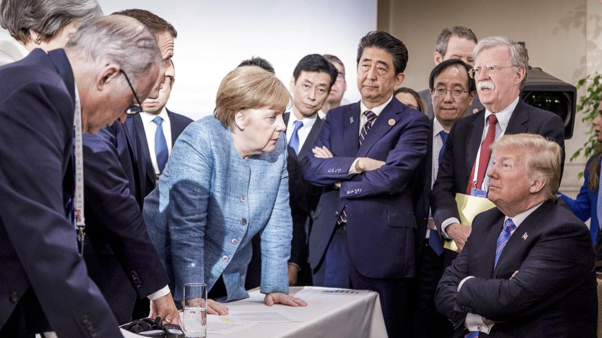 Merkel deja de ver a EU como socio confiable bajo el liderazgo de Trump