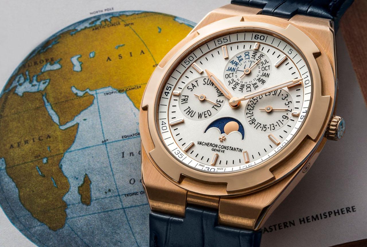 Vacheron Constantin Ultra-Plano Calendario Perpetuo: eternizando el tiempo del mundo