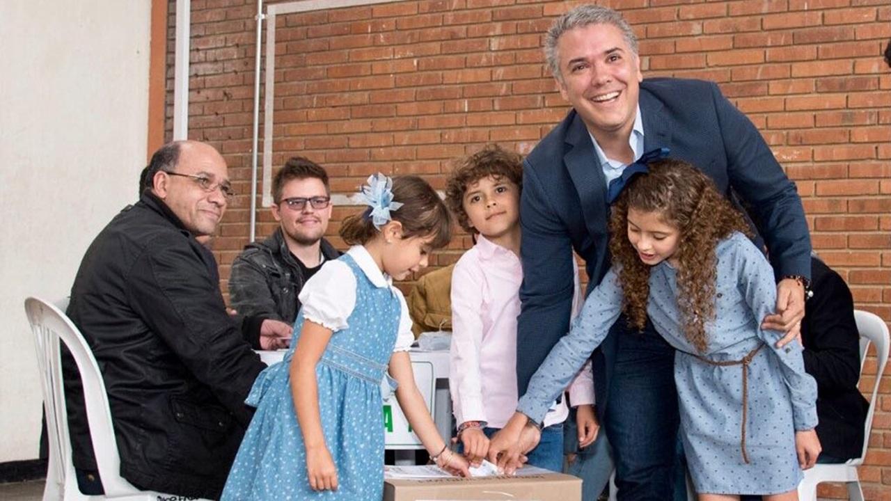 Iván Duque gana la elección presidencial en Colombia