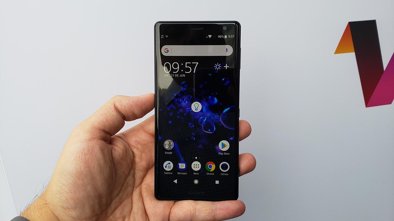 Sony trae a México su nuevo Xperia XZ2