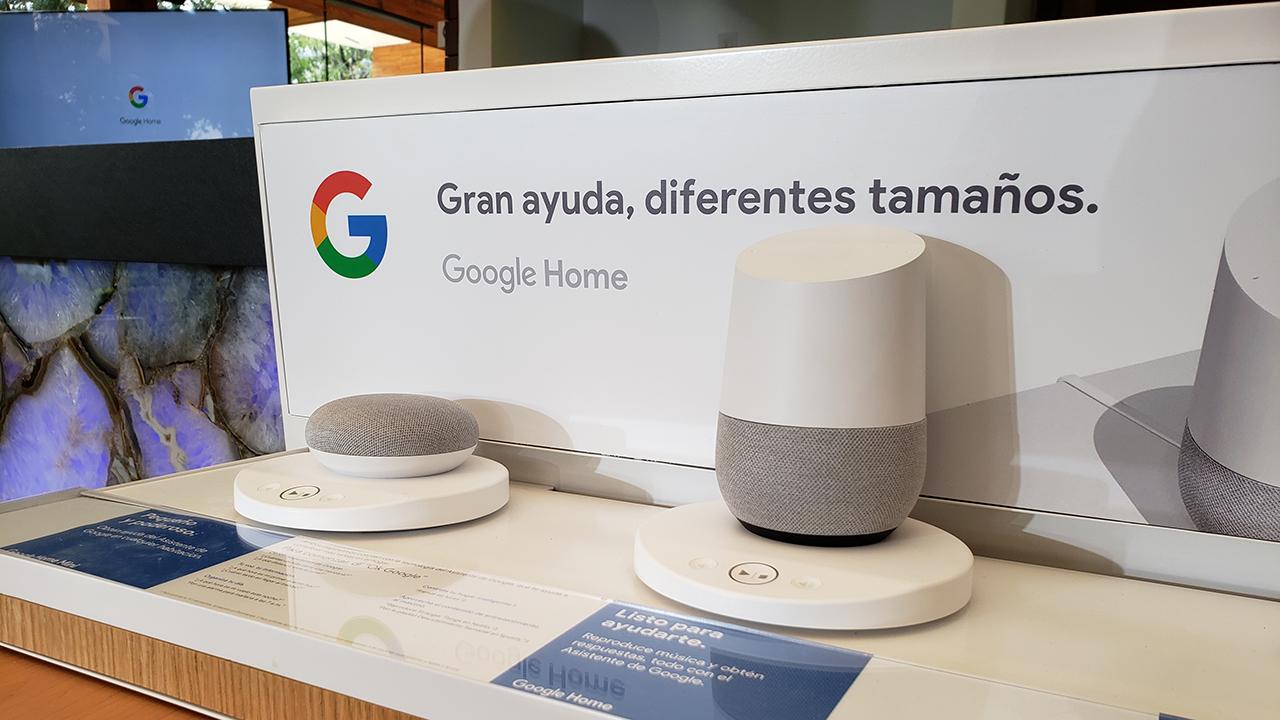 Google Home llega a México y ya habla español