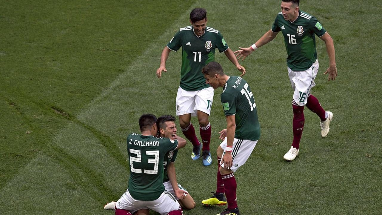 Prensa brasileña elogia al Tri por 'vengar' el 7-1 de Alemania en 2014