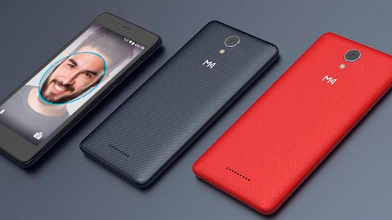 Firma M4 va por gamers con nuevos teléfonos de gama media