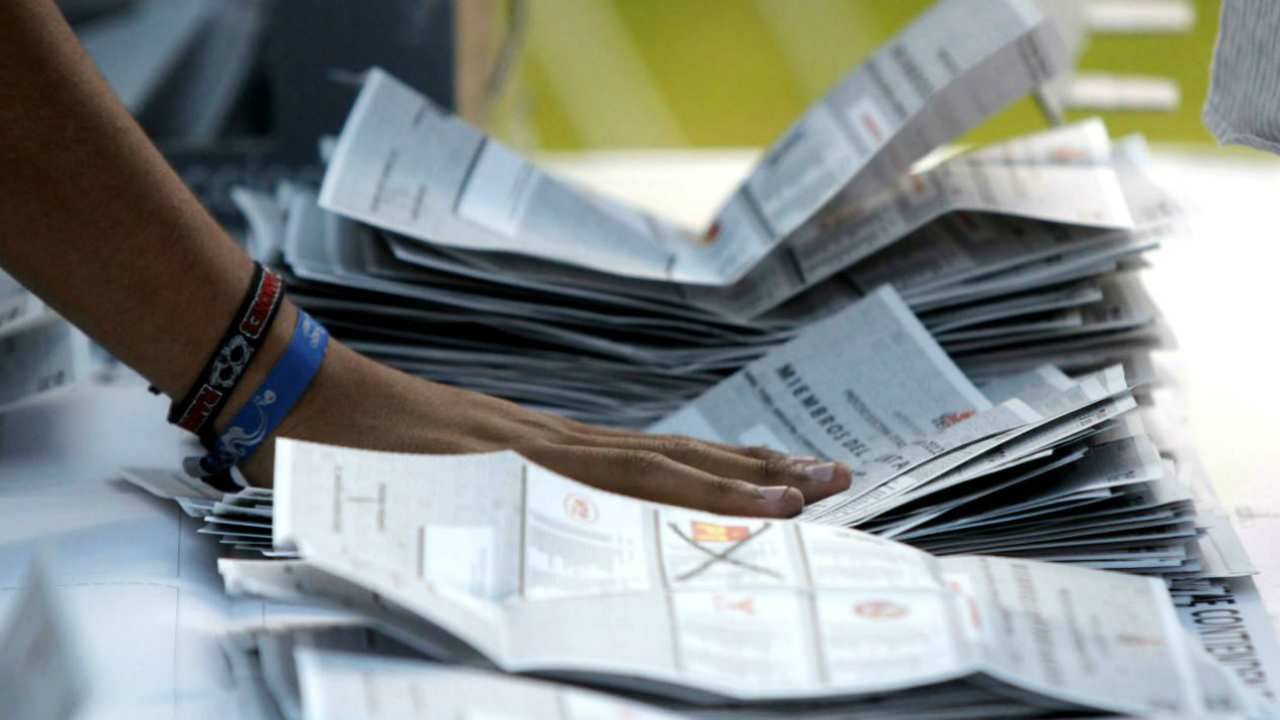 Las encuestas electorales, objeto de controversia