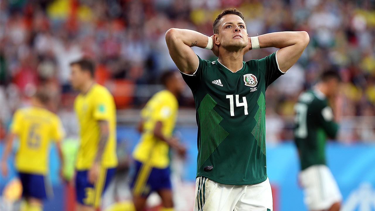 ¡Gracias, Corea! México es goleado por Suecia, pero avanza a octavos