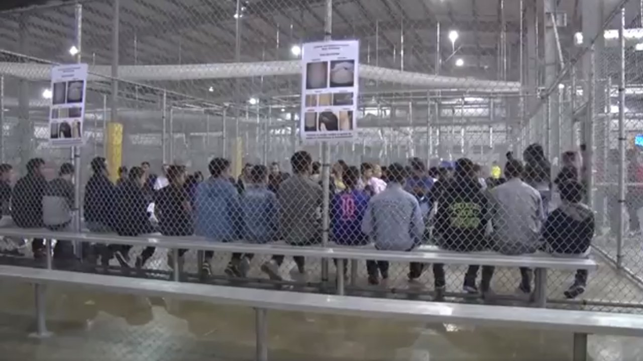 México espera hoy al primer grupo de centroamericanos procedente de EU