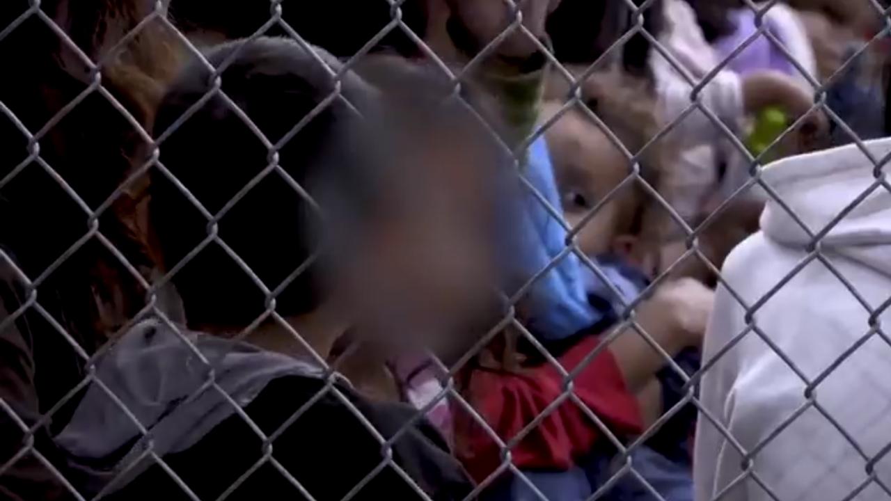 La separación de familias en la frontera desalienta la inmigración: Trump