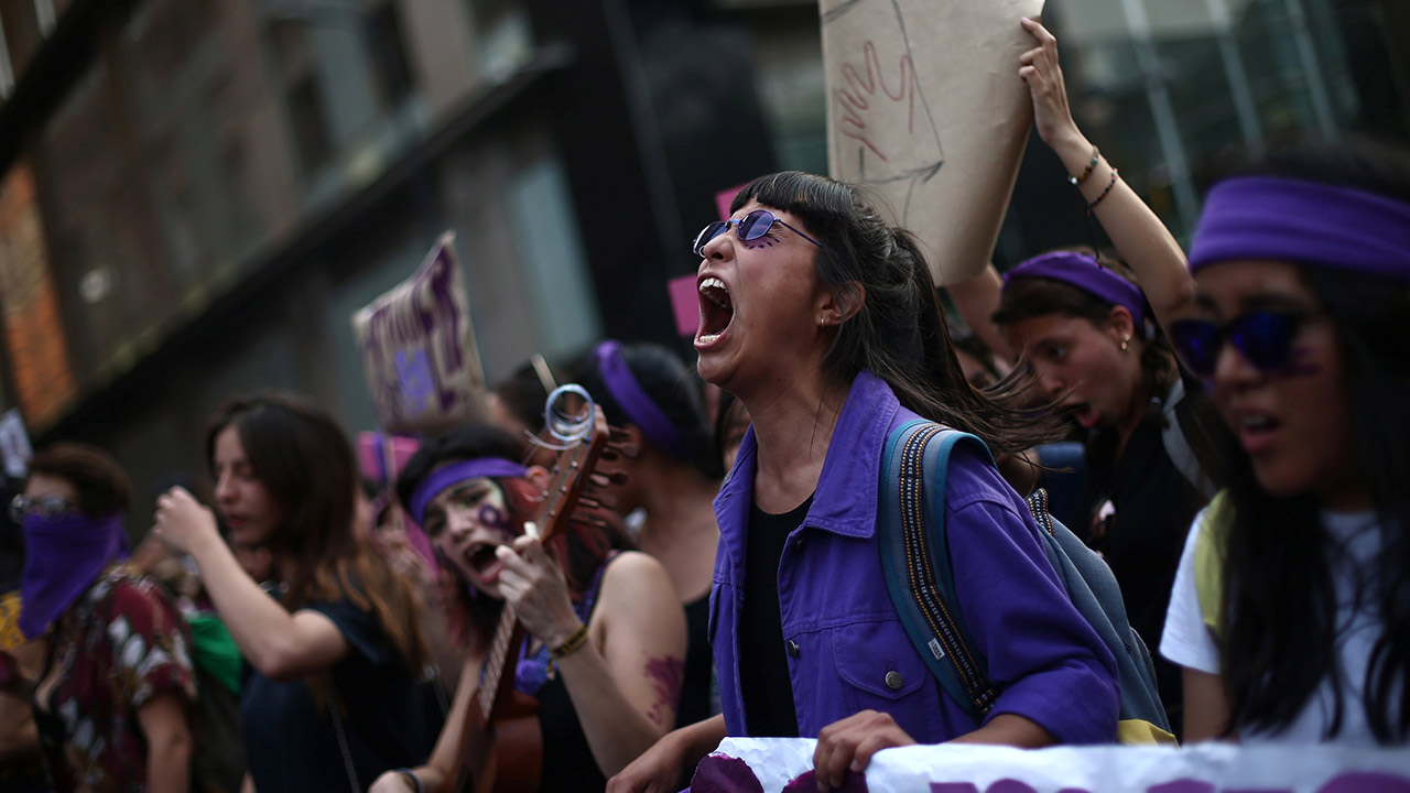 En América Latina y el Caribe sólo 18.6% de las mujeres reciben seguridad social
