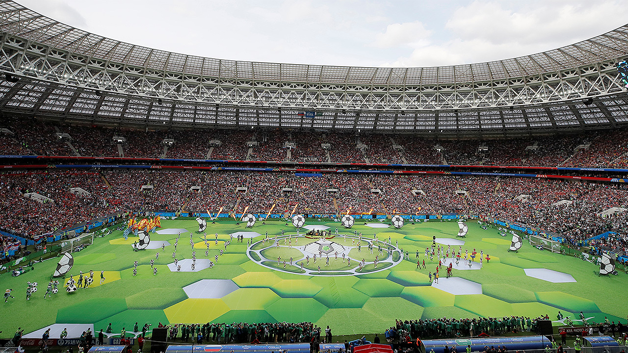 Rusia 2018 | Los números detrás del mayor evento deportivo del mundo