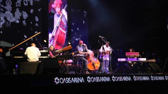 Oasis Cancún jazz
