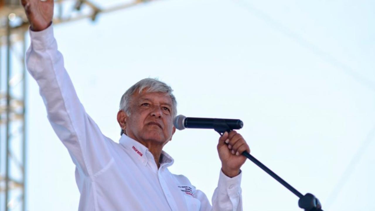 López Obrador critica a Amazon por serie sobre populismo