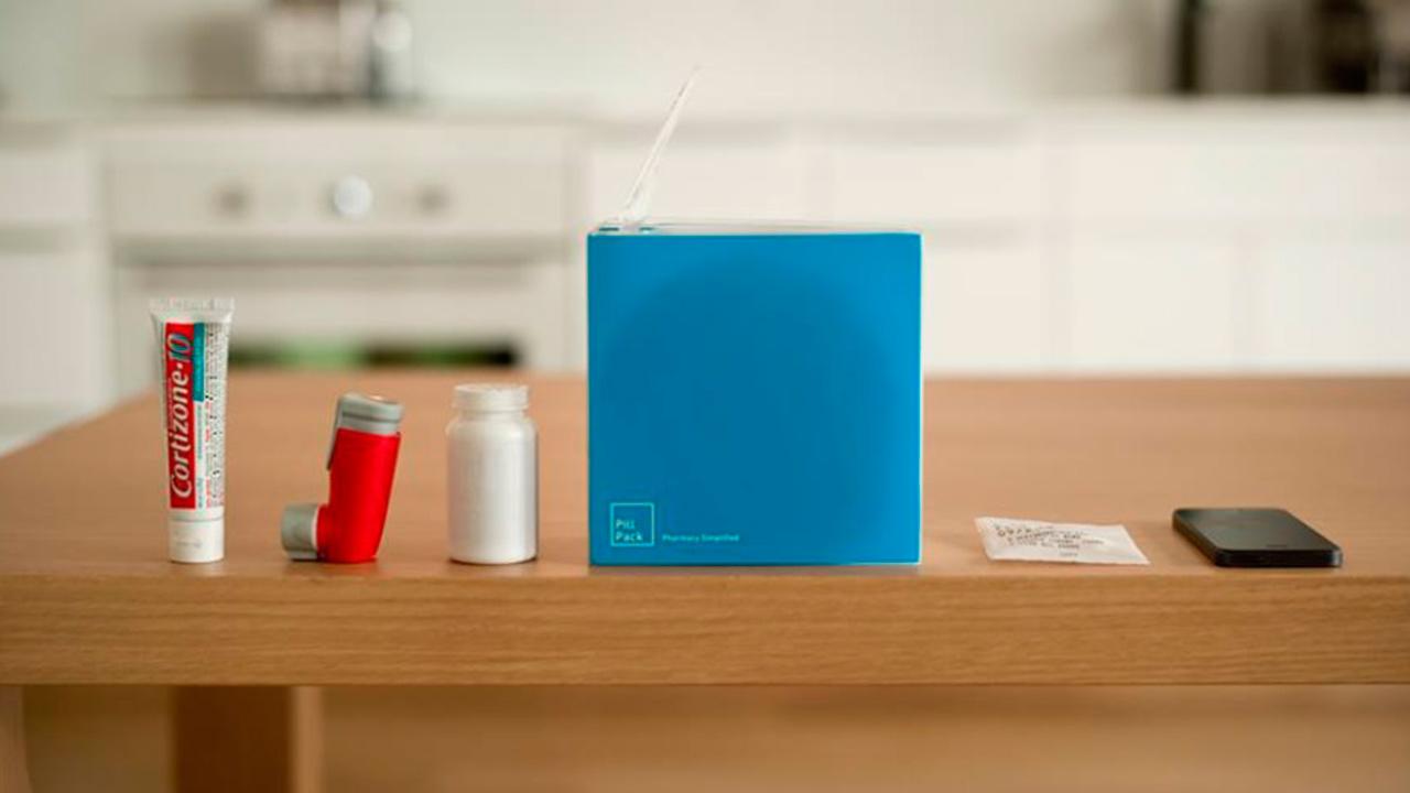Amazon entra al sector de salud en EU con farmacia en línea