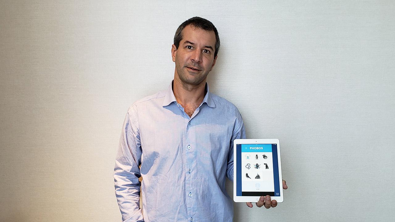 Phobos AR, una app en Realidad Aumentada para tratar las fobias