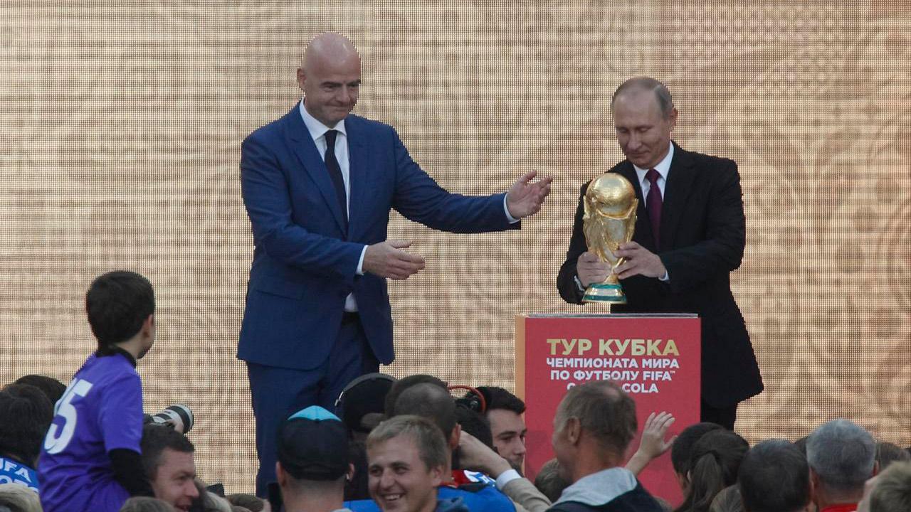 Rusia 2018   15 multimillonarios rusos detrás del Mundial