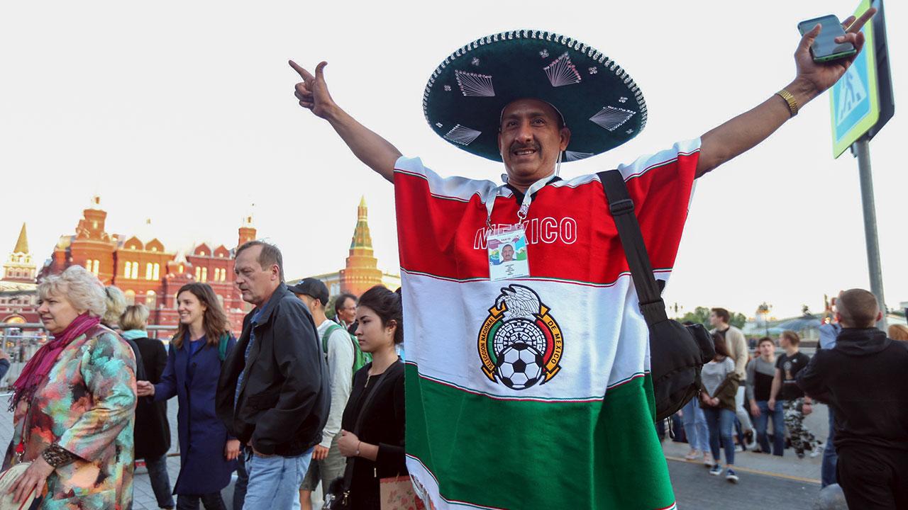 Mexicanos, los segundos que más gastaron en estadios en el Mundial