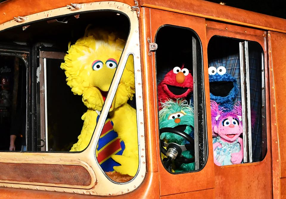 Sesame Workshop creará programas de televisión infantiles para Apple