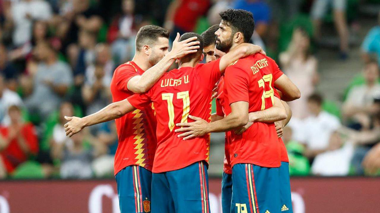 Rusia 2018 | España, el juego de toque como estilo de vida