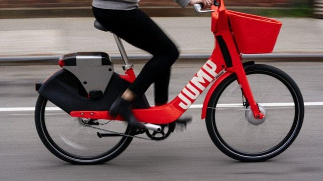 Uber entra al mercado europeo de bicicletas compartidas