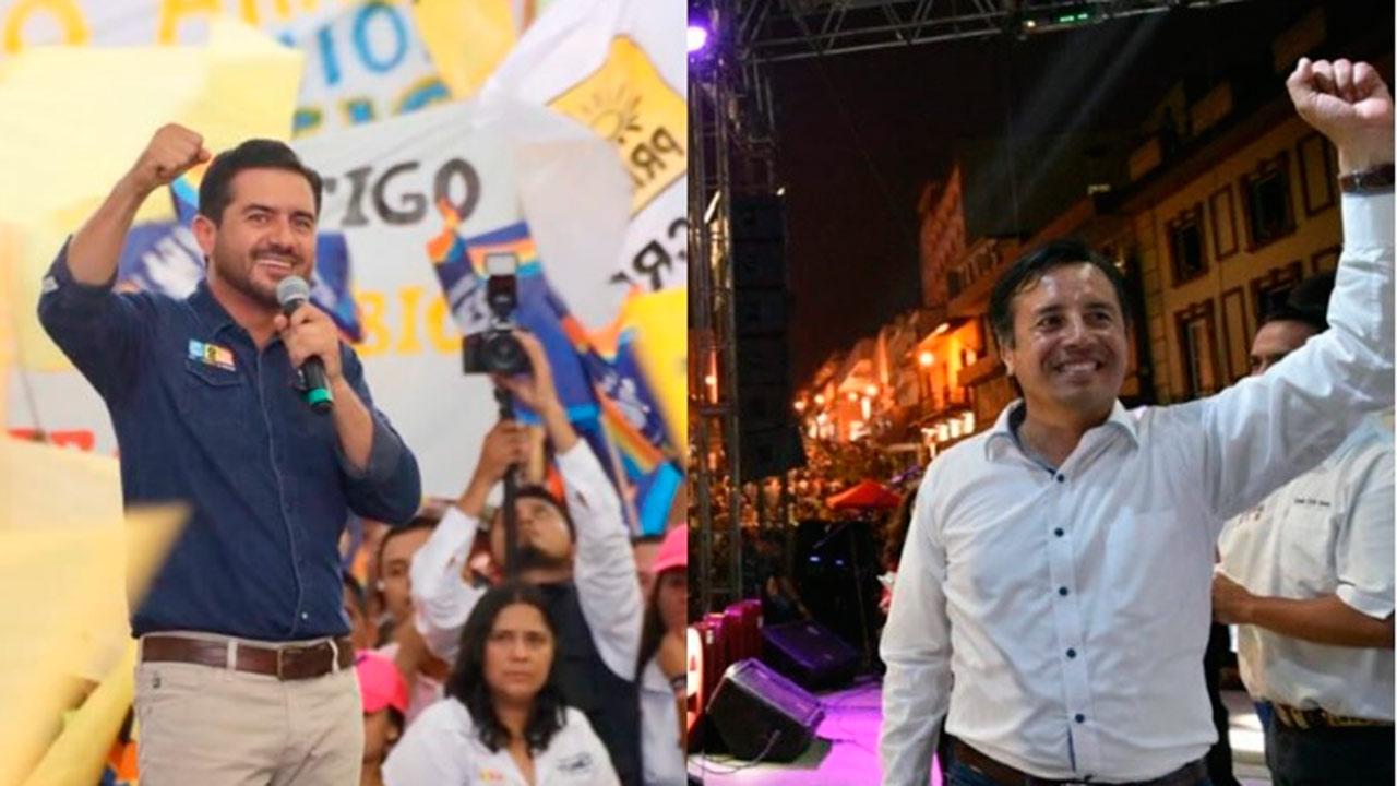Morena con ventaja para gubernatura de Veracruz: PREP