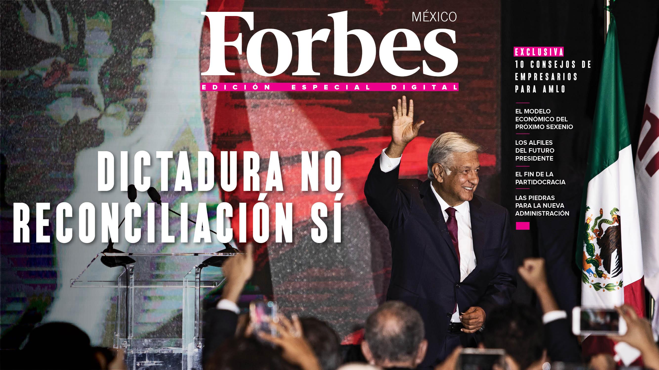 ESPECIAL DIGITAL | Los grandes retos de López Obrador