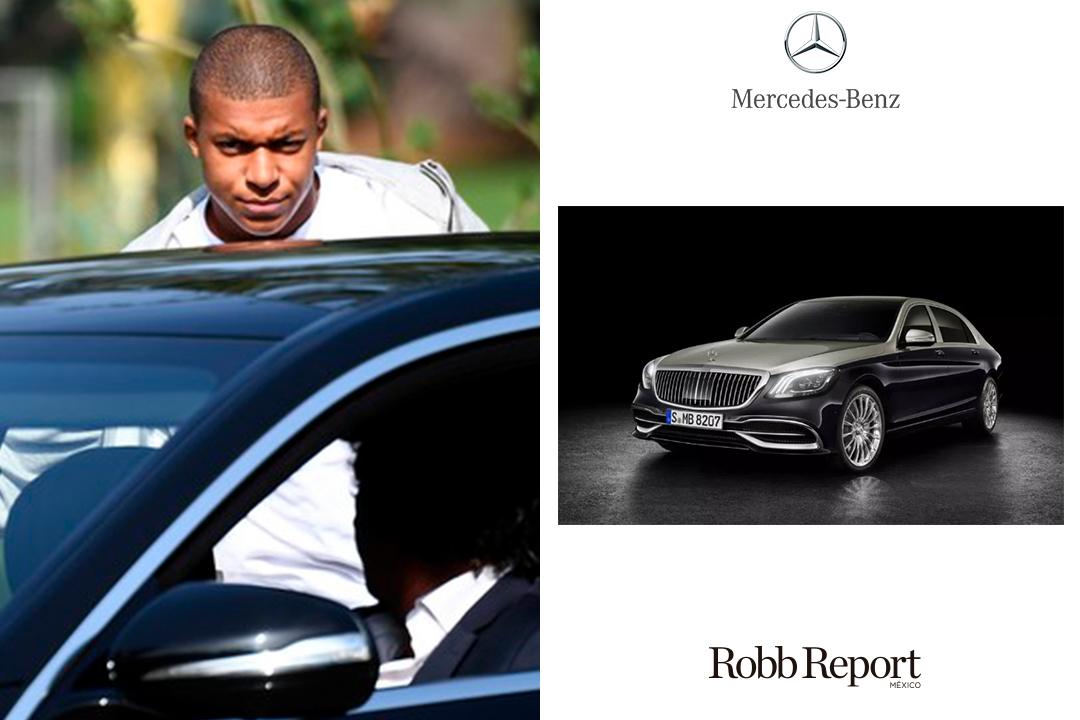 Kylian Mbappé, las marcas de lujo favoritas de la estrella de Francia