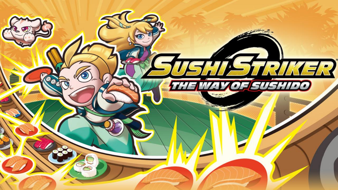 Sushi Striker, veloz juego puzzle para el Switch