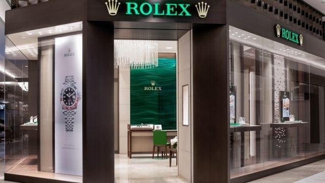 Rolex, Polanco, boutique