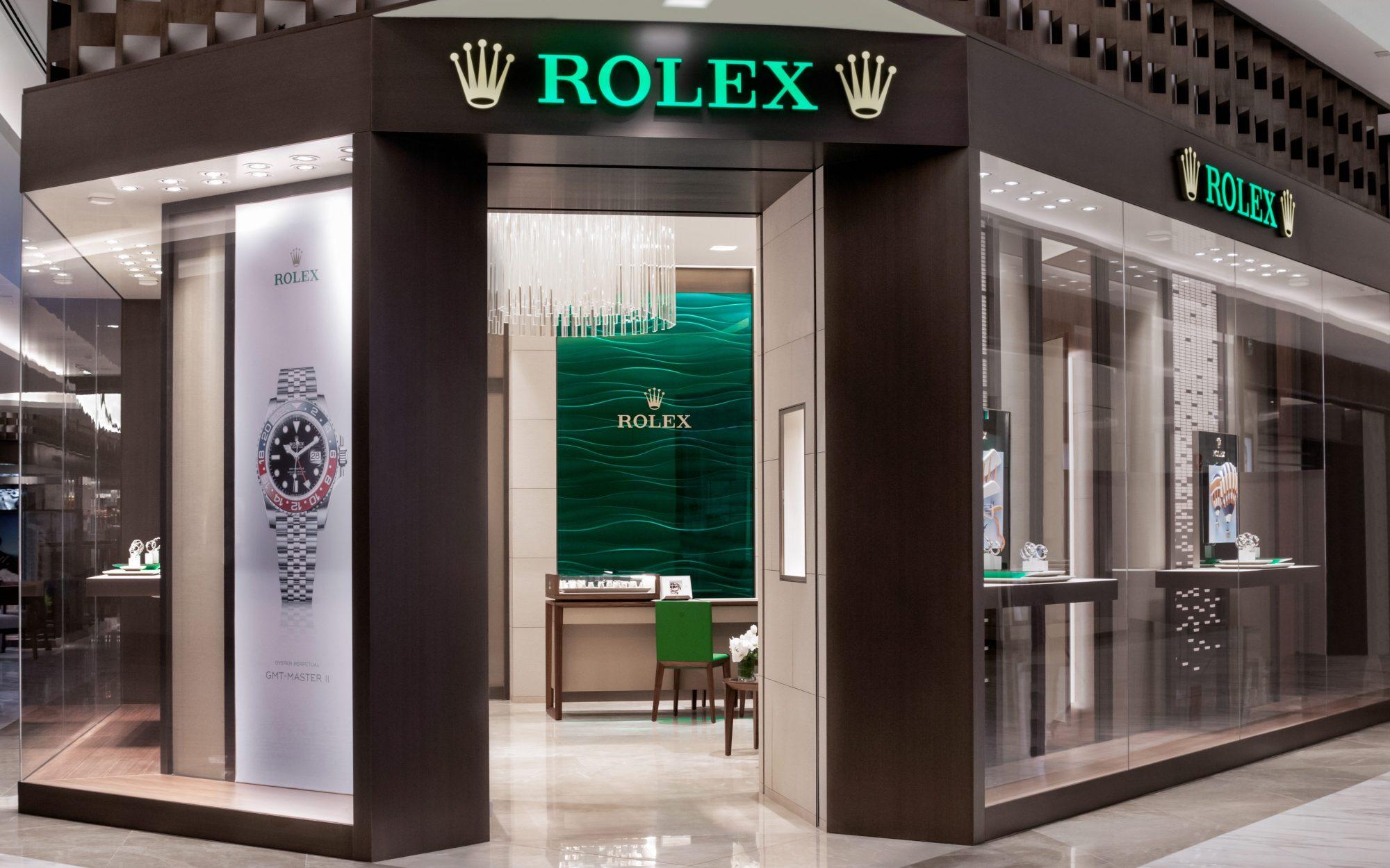 Rolex inaugura su segunda boutique en la Ciudad de México