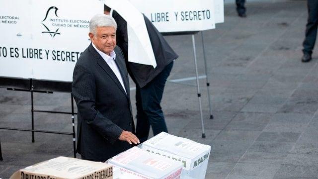 Cómputo final: AMLO se lleva 30.11 millones de votos, 53.19%