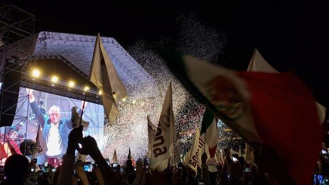 AMLO victoria electoral