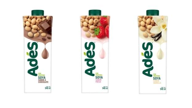 AdeS lanza nueva categoría de bebidas a base de semillas