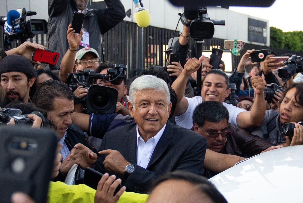 López Obrador no quiere confrontaciones con gobierno de EUA