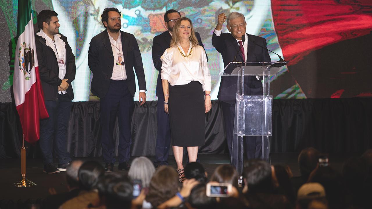 López Obrador tendrá mayoría legislativa en el Congreso de la Unión