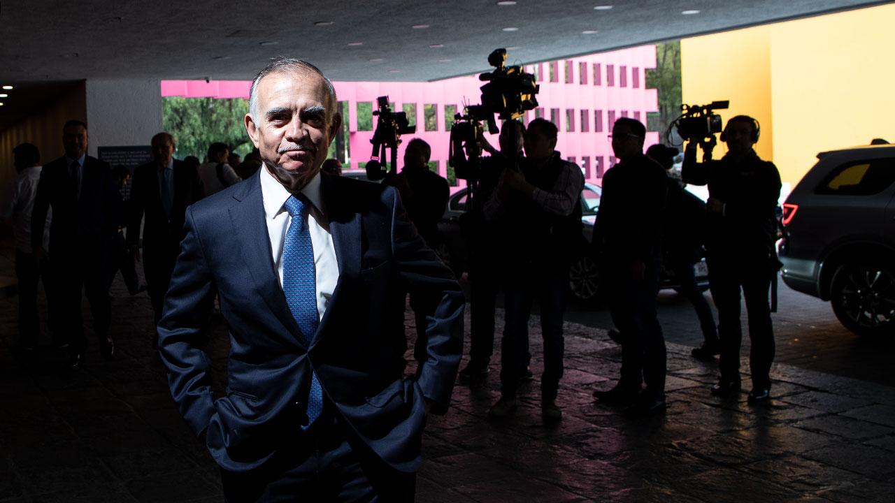 Sigue la luna de miel entre gobierno y empresarios: Alfonso Romo