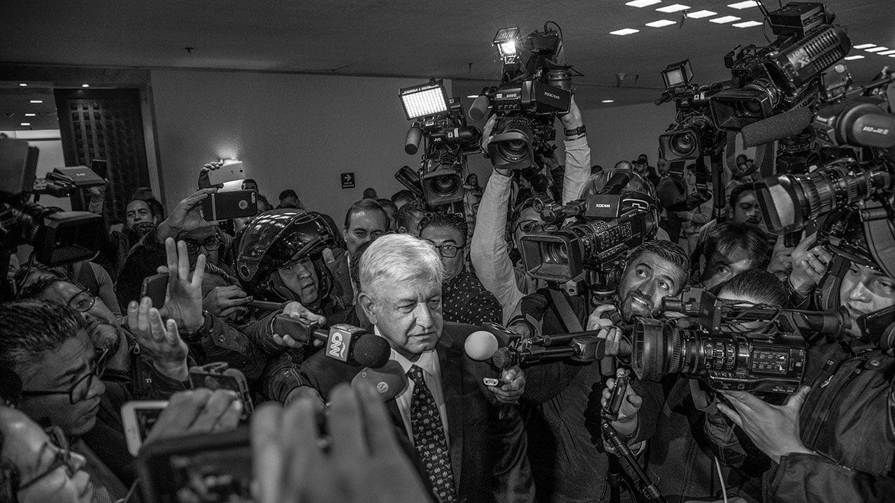Llegó la hora de Andrés Manuel López Obrador
