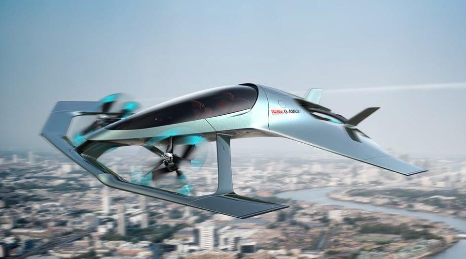 Aston Martin crea su primer auto volador: el Volante Vision Concept