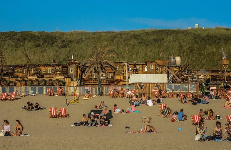playas Ámsterdam