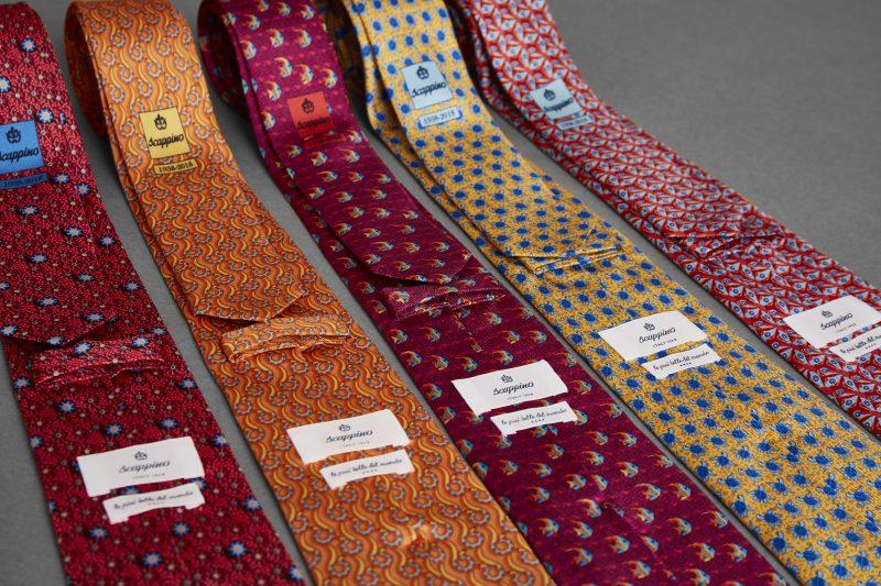 Scappino corbatas