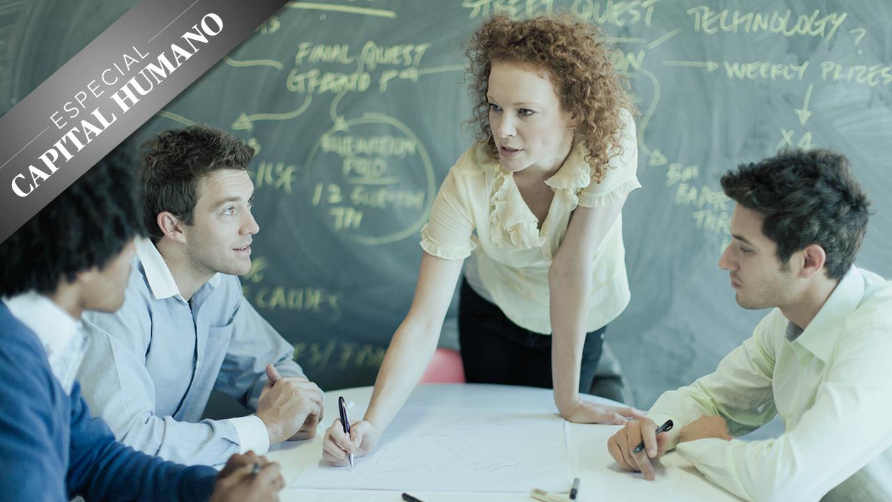 Las mujeres son la respuesta a la escasez de talento ejecutivo